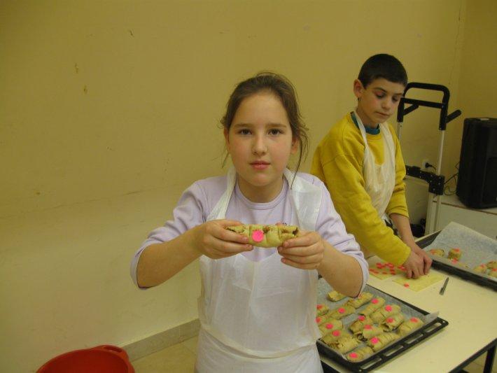 סדנת אפיית עוגיות תמרים