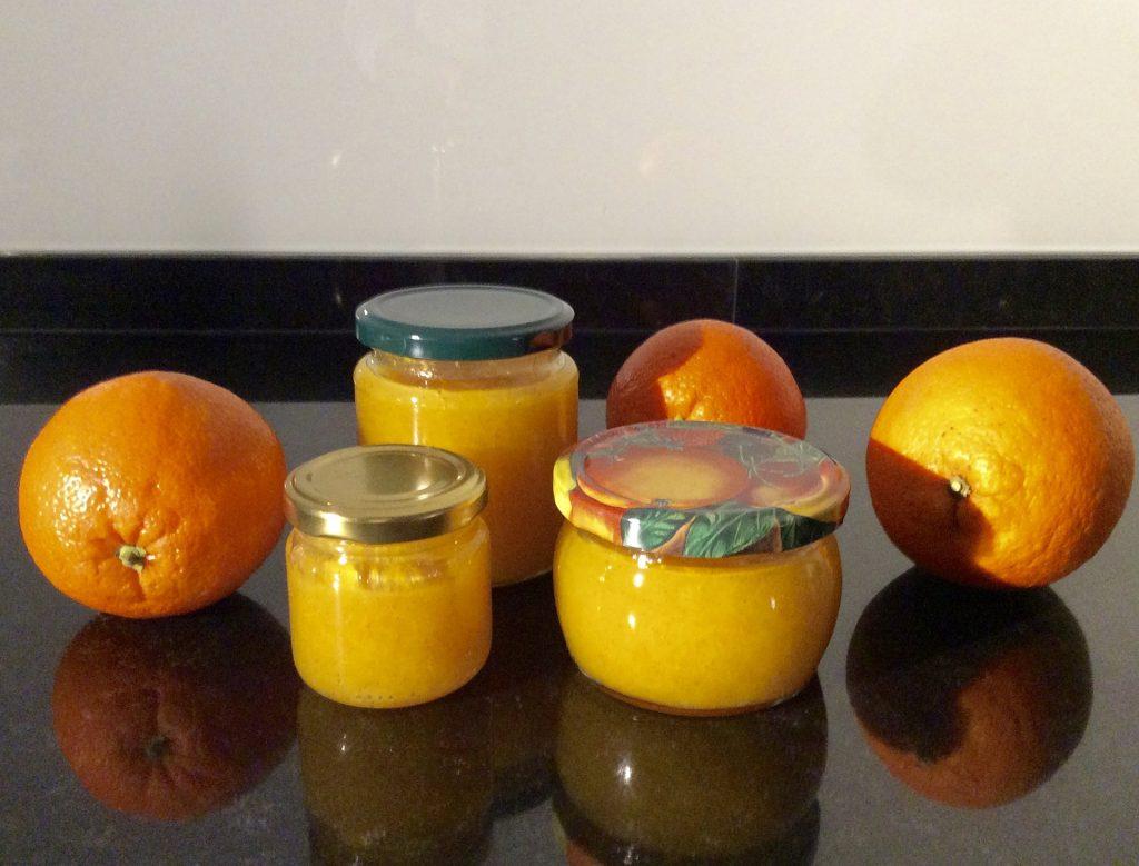 סדנת ריבה וסוכריות מפירות הדר