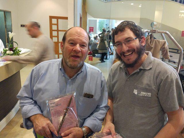 עם הרב איתאל בר לוי תרבות יהודית