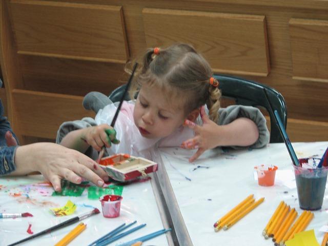 פעילות לגיל הרך בנושא חסד ונתינה
